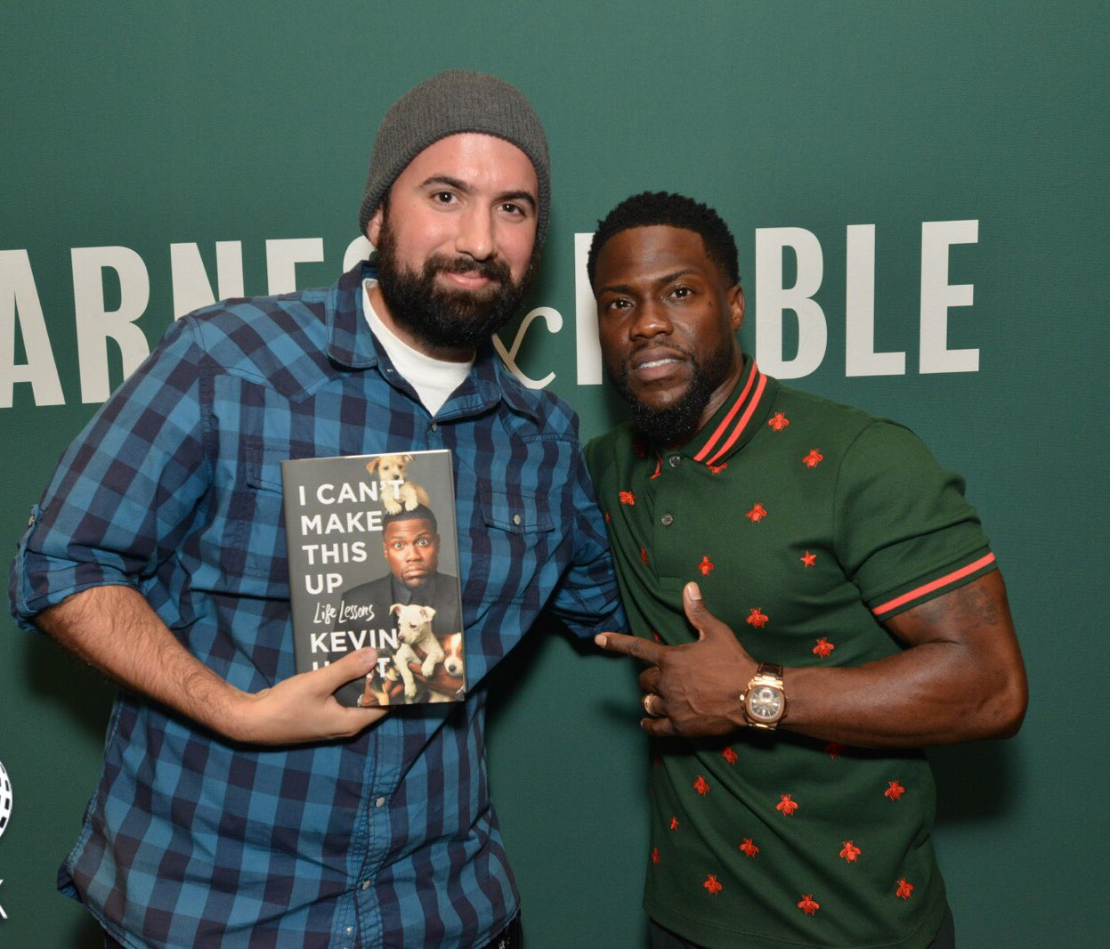 Kevin Hart I Can T Make This Up Quotes: Chipukeezy Reveals What Kevin Hart Told Him When They Met