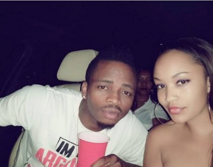 """Tugombane asubuhi jioni tunaongea"" Diamond responds following claims he had broken up with Zari"