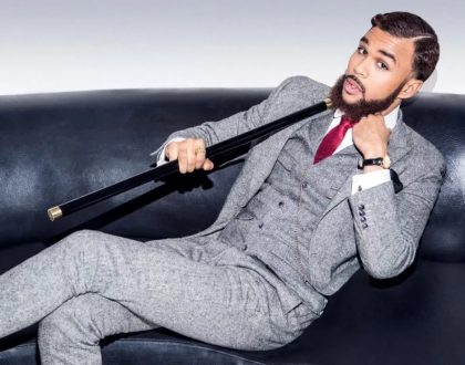 Willy Paul smitten by the what American singer Jidenna said about him on a US radio