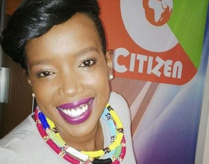 Kirigo Ng'arua back to limelight with her own show after being fired from Citizen TV