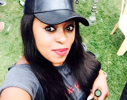 Kenyans highly praise Lillian Muli for showing maturity towards her ex husband on Father's Day (Photos)