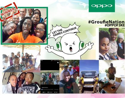 Kenyans reap big from OPPO F3 daily challenges (photos)