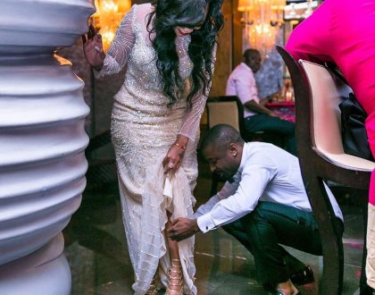 Vera Sidika's ex boyfriend shares steamy intimate photos with his new curvy girlfriend
