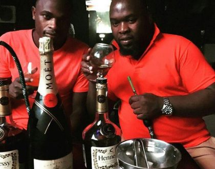 Dennis Oliech kicked out of his apartment after tough financial problems?