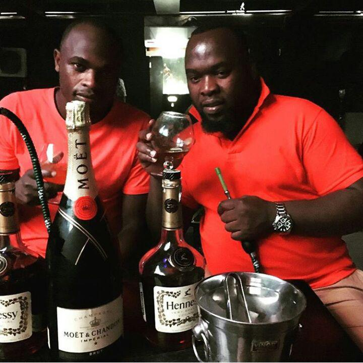 Dennis Oliech moves to Kileleshwa after he was evicted from his Riara road Trident Heights house
