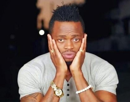 Father Abraham? Video vixen from Diamond Platnumz song 'Nitarejea' reveals they have a daughter together (Video)