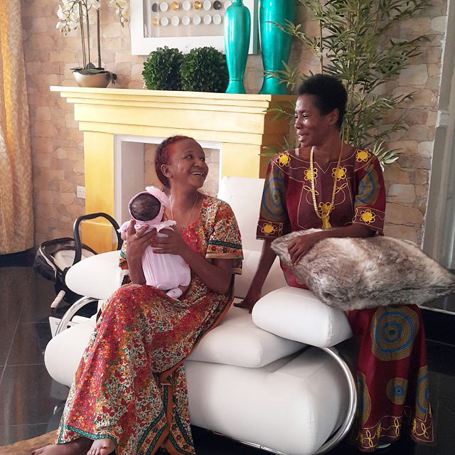 Mama Diamond Platnumz sends Zari's family this message as they mourn the loss of their mum