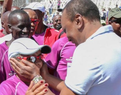 President Uhuru Kenyatta narrates his never heard before love story of how he met his wife