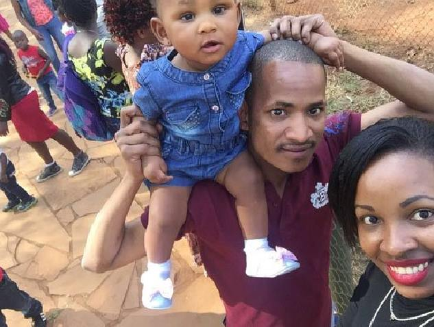 Image result for babu owino and wife