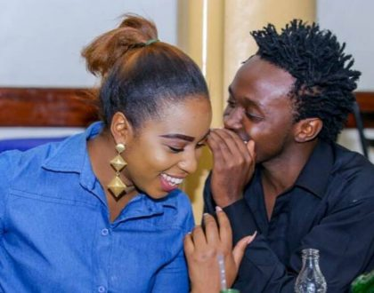 Diana Marua bullying artists out of her husband's recording label? She responds