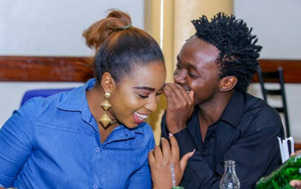 Never before seen photos of Bahati's fiancé from 5 years ago, before all the make-up tutorials