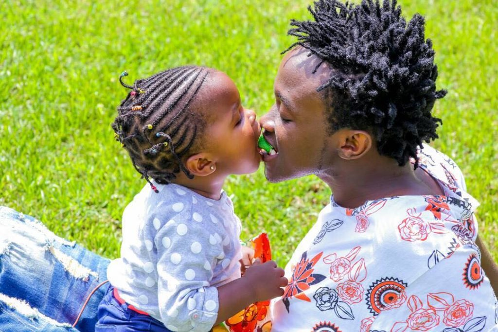 New photos of Bahati's baby mama looking hotter than ever!