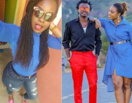 Bahati's baby mama Yvette Obura changes her attitude towards Diana Marua
