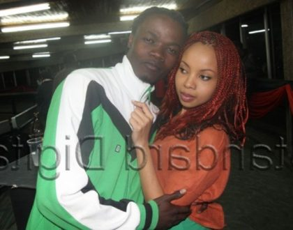 Brenda Wairimu reveals how she seduced Juliani until he fell for her