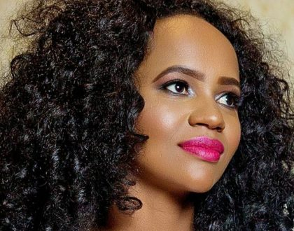 Disaster as Pierra Makena pours her curves into figure-hugging dress (Photos)