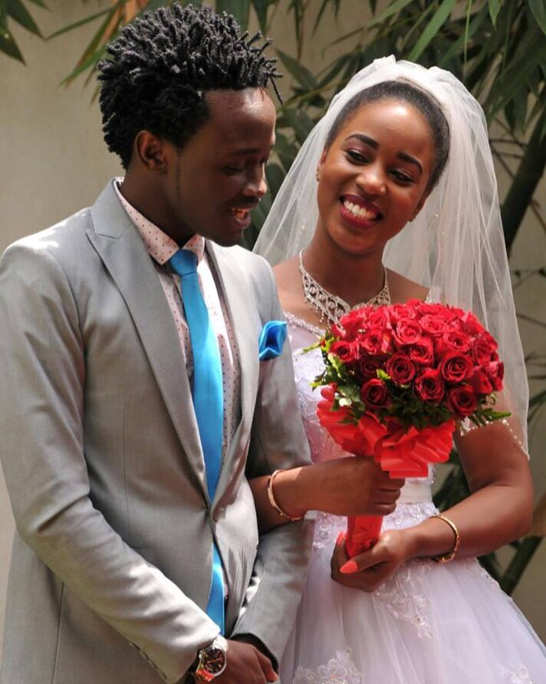 Trouble in paradise: Bahati and his fiancé's latest posts suggest they might be facing some relationship issues