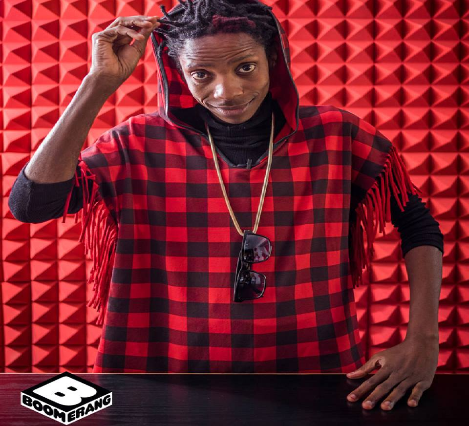 Eric Omondi bags 'Comedian of the Year' award