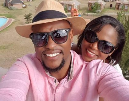 Photos from the low key baby shower Janet Mbugua's sister in law threw for her soon to be born baby