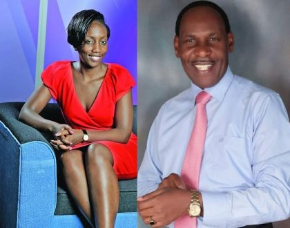 Ezekiel Mutua finally settles his beef with KTN's Yvonne Okwara