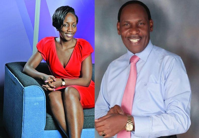 Ezekiel Mutua finally settles his beef with KTN's Yvonne Okwara