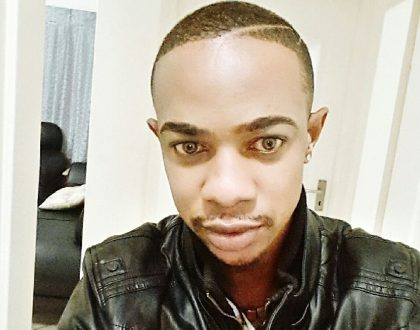 Drama as 25 year old self confessed gay searches of a woman to convert him back to being straight (Photos)