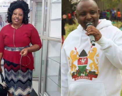 Gladys Kamande locks horns with Ndugu Nyoro over 9.6 million treatment money raised by Kenyans