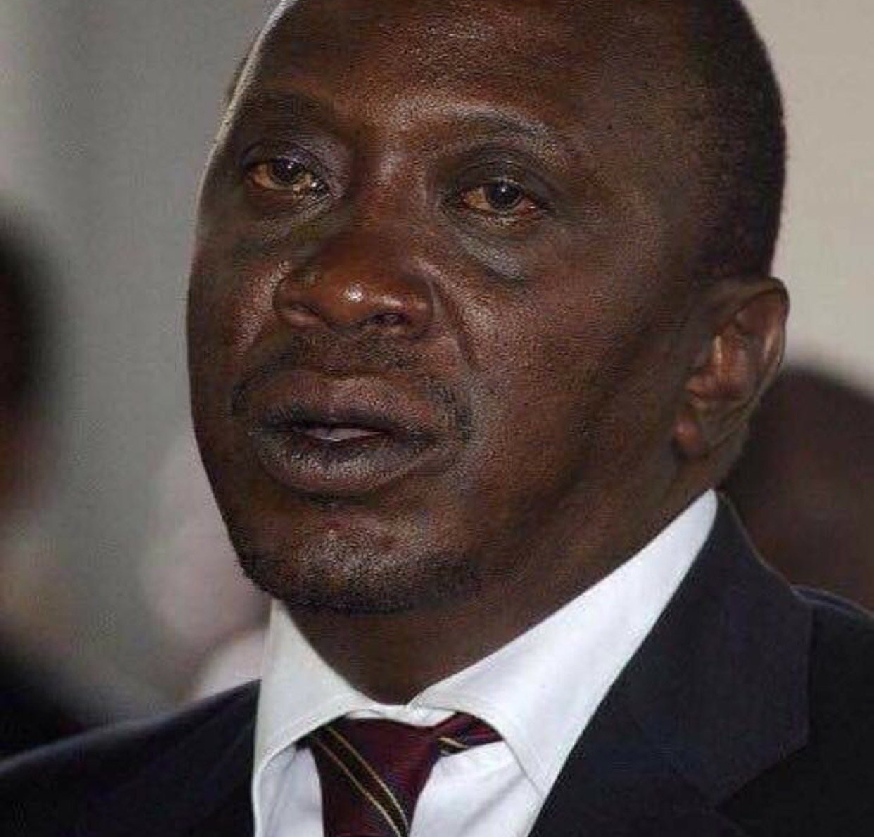 Kenyans on social media unleash hilarious memes after president uhuru kenyatta failed to attend the presidential