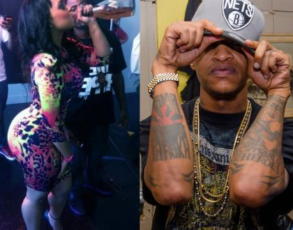"""I still want you back!"" Prezzo's special message to Sheila Mwanyigha"