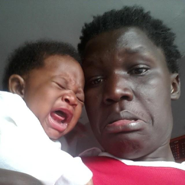 Like father, like son; Comedian Owago Onyiro's handsome son all grown up!