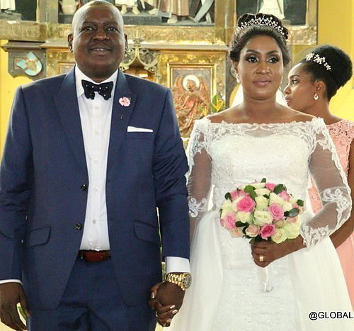 Tanzania rapper cum politician Profesa Jay finally weds the love of his life