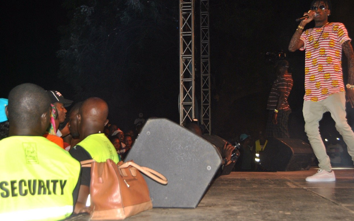 Octopizzo, Timmy Tdat among other popular artists bring down Mombasa's biggest Street bash! (Photos)