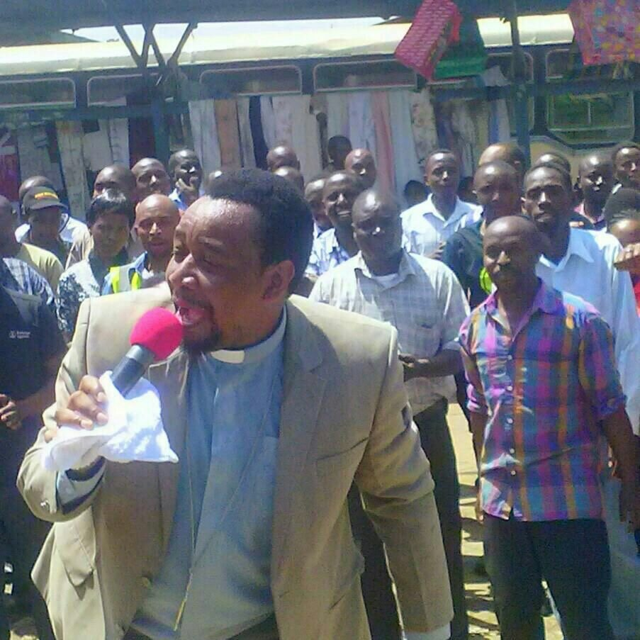 City Pastor issues Stern Warning to President Kenyatta, fears his life could be in danger