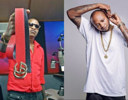 """I can never fight a man like him!"" Prezzo roasts Mustapha on air"