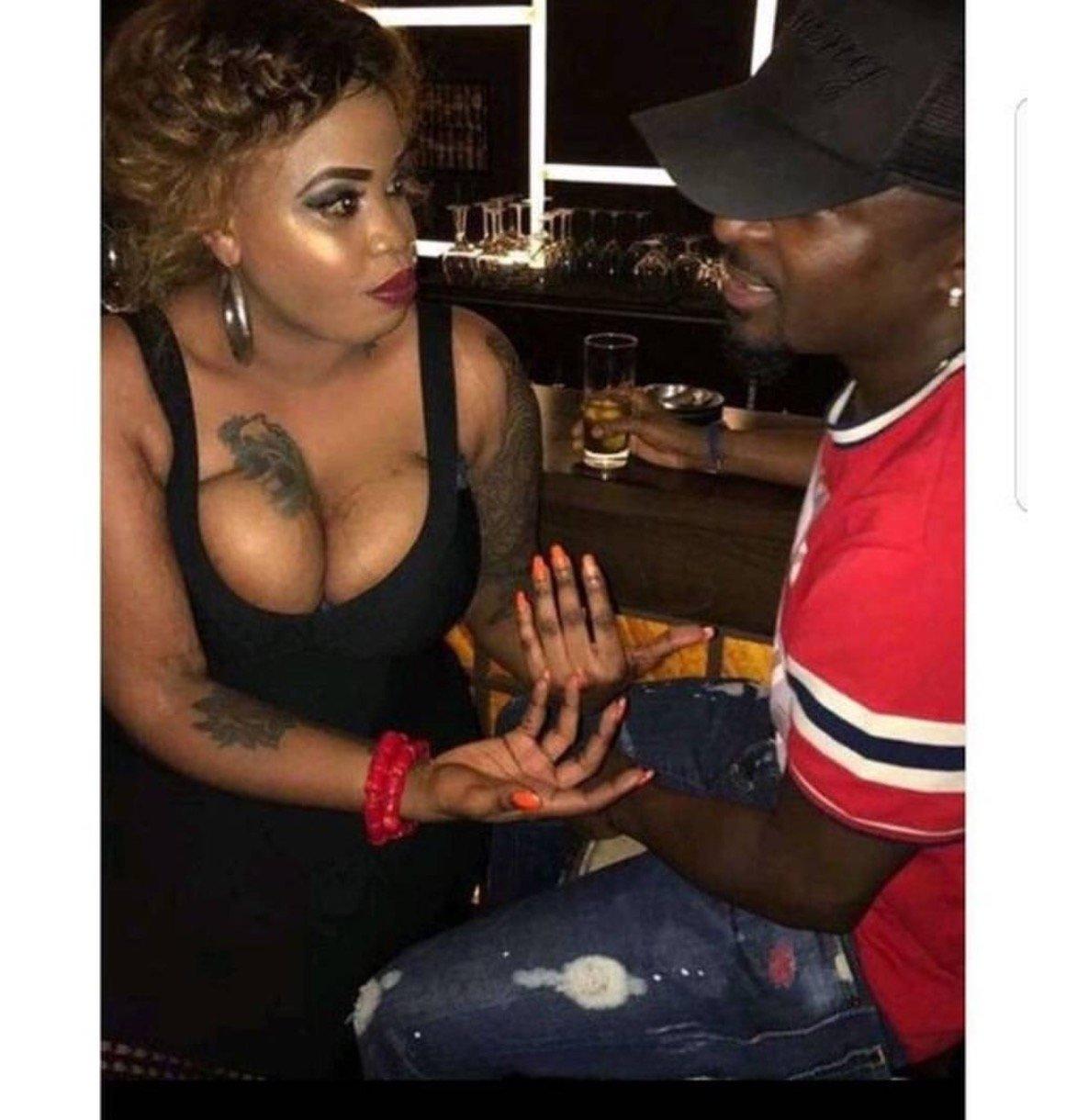 This is why Bridget Achieng celebrated her 28th birthday with Vera Sidika's ex boyfriend