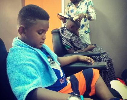 Like father, like son: Nonini shares adorable photos of his all grown son