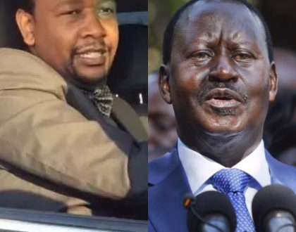 """Raila Odinga should be sued for misleading women to deny husbands their conjugal rights"" says Popular City Pastor"