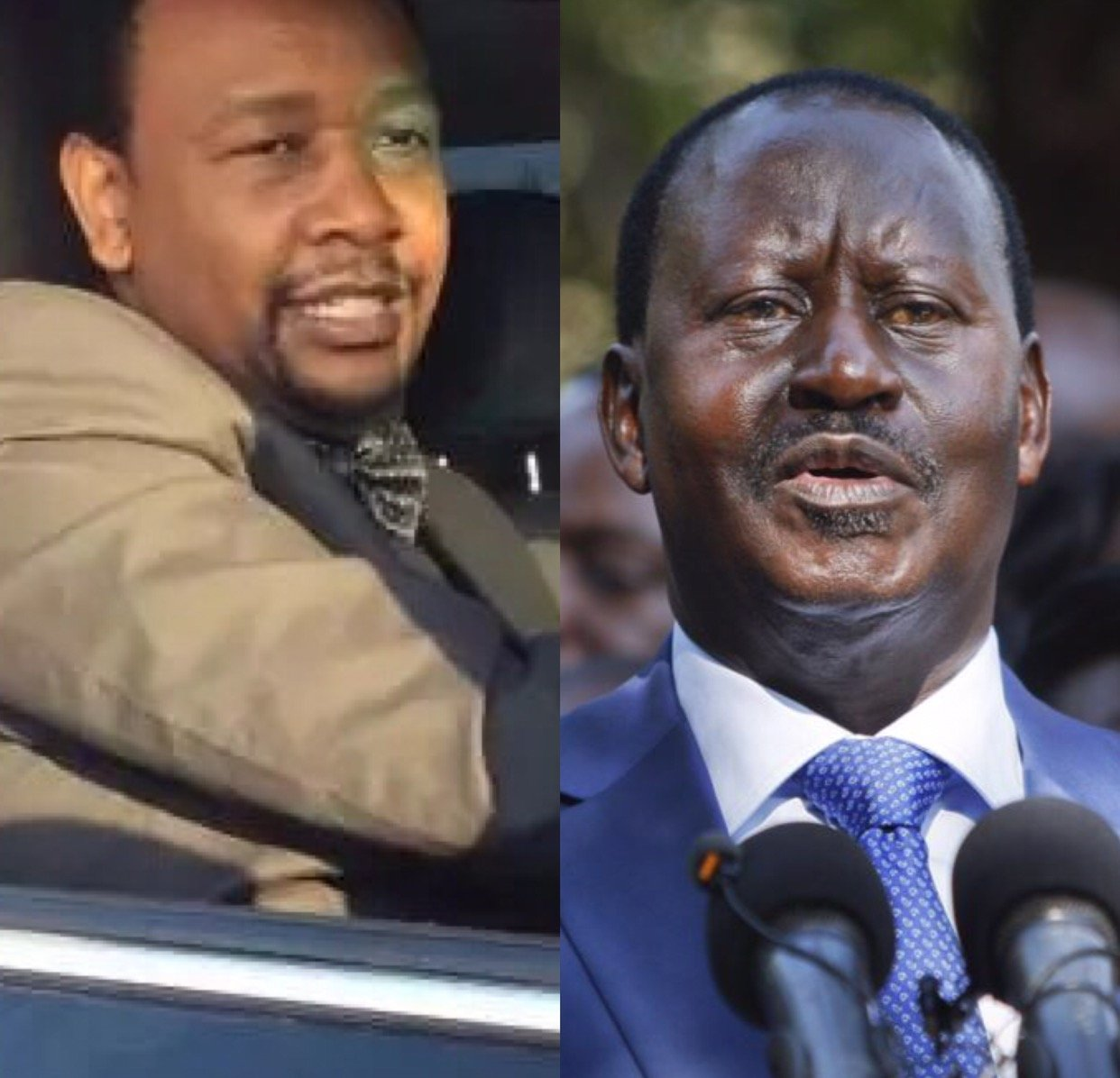 """""""Raila Odinga should be sued for misleading women to deny husbands their conjugal rights""""  says Popular City Pastor"""