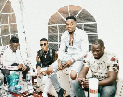 After Davido, Sauti Sol planning to work with Wizkid?
