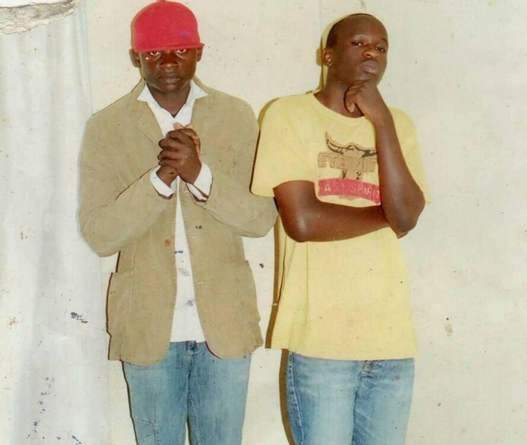 Meet Khaligraph Jones look-alike brother