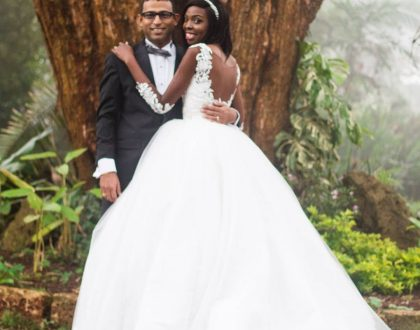 Adelle Onyango already pregnant with her first child?