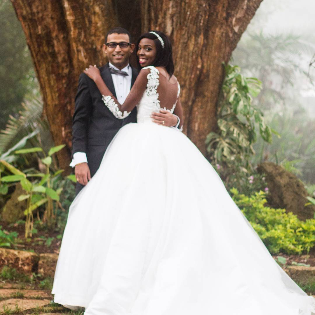 Adelle Onyango reveals the reason she cut short her honeymoon just to be in Nairobi