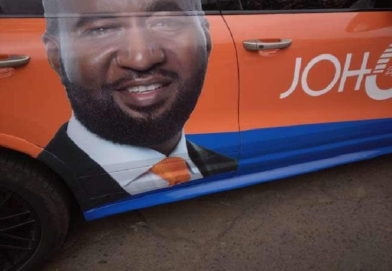 Hassan Joho speaks on his campaign car being involved in drug trafficking