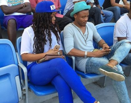 """Ana watoto wanne kila mmoja na mama yake"" Ali Kiba's mom and sister pile pressure on him to marry Jokate to take care of his kids"