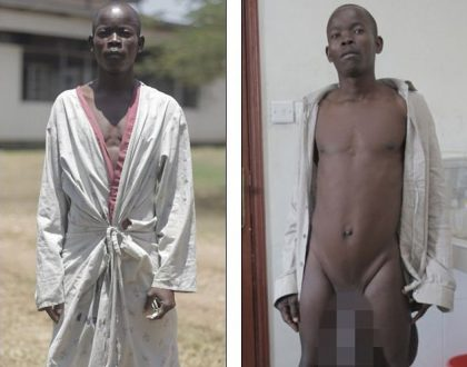 Kisumu man with manhood 10 times normal size to have normal sexual function after successful surgery (Photos)