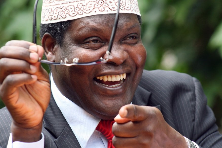 """Ruto is a liar!"" Miguna Miguna cries after the Deputy President blocked him on Twitter"