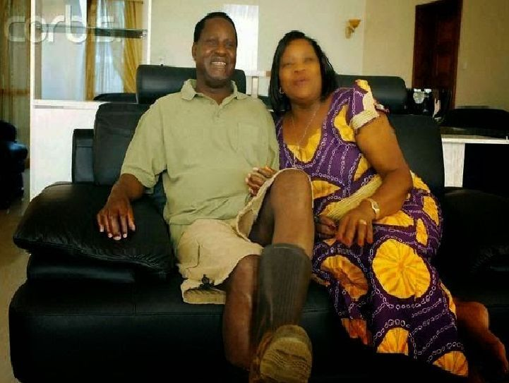 Never seen before video of Raila Odinga's palatial Karen house which has three living rooms (Video)