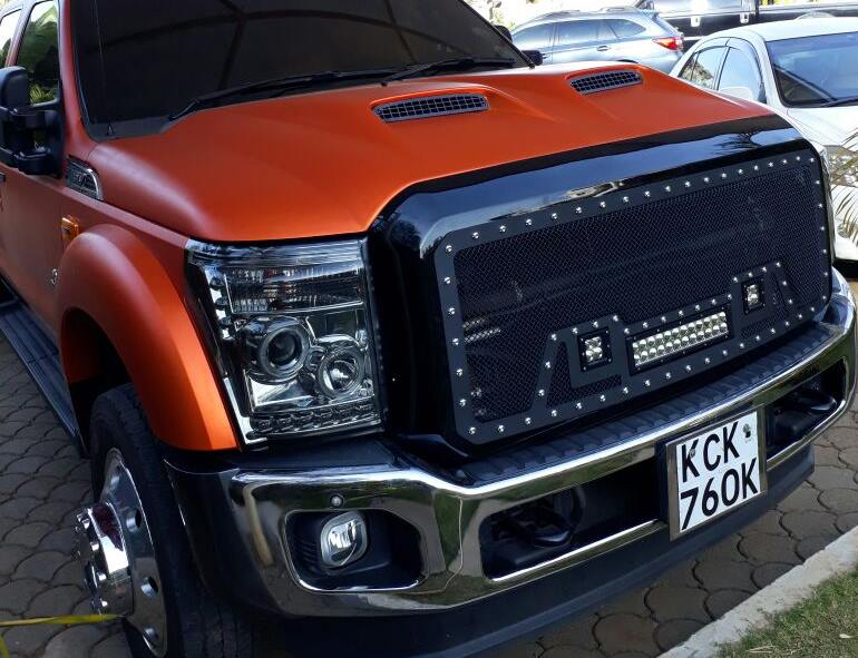 Insane Vehicles You Wont Believe Are In Kenya Photos