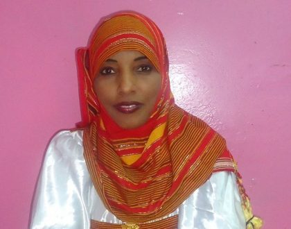 "Wajir senatorial aspirant Abdia Baraka forced to explain what she meant by ""pu**y power"" in her official statement"