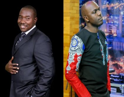Citizen TV's Willis Raburu tipped to replace Larry Madowo on The Trend