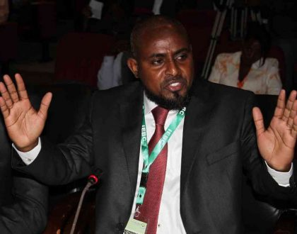 Abduba Dida exploits the benefits of being a presidential candidate – orders IG to increase his GSU bodyguards to 20